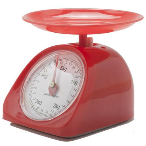 Balanza Manual Reloj Gramera 5 Kg La Cobacha